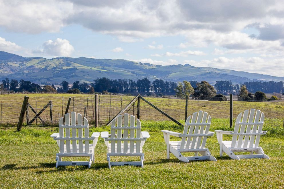 PHOTO: Carneros Resort and Spa, California Wine Country.