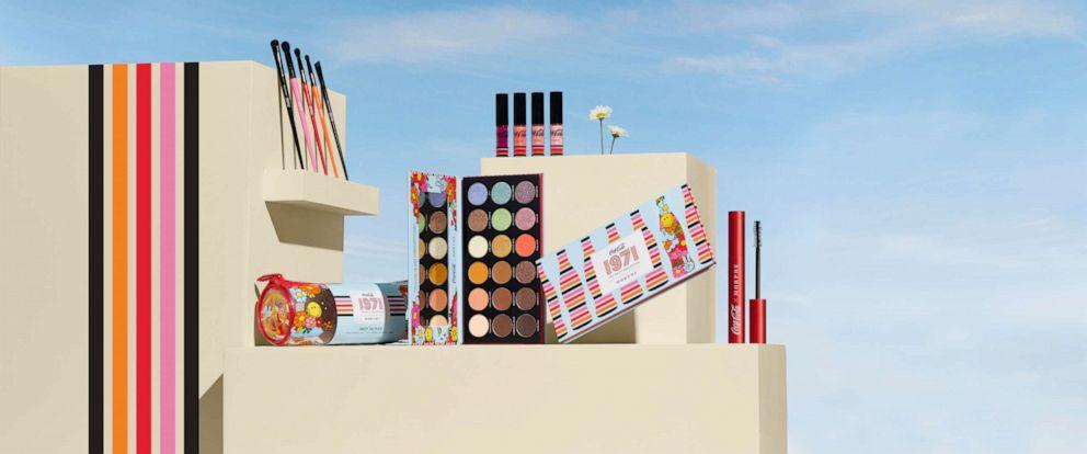 Morphe launching Coca-Cola makeup collab - ABC News