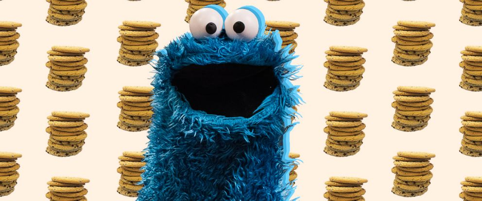 PHOTO: 25 Days Of Cookies Cookie Monster