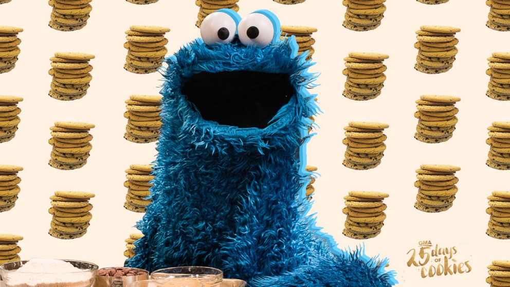 25 Days Of Cookies Cookie Monster S Me Double Chocolate Cookie