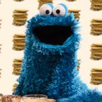 25 Days Of Cookies Cookie Monster