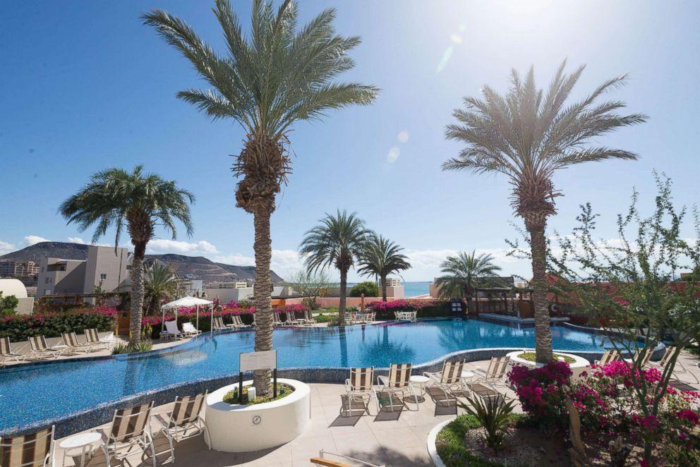 PHOTO: CostaBaja Resort & Spa in La Paz, Mexico.