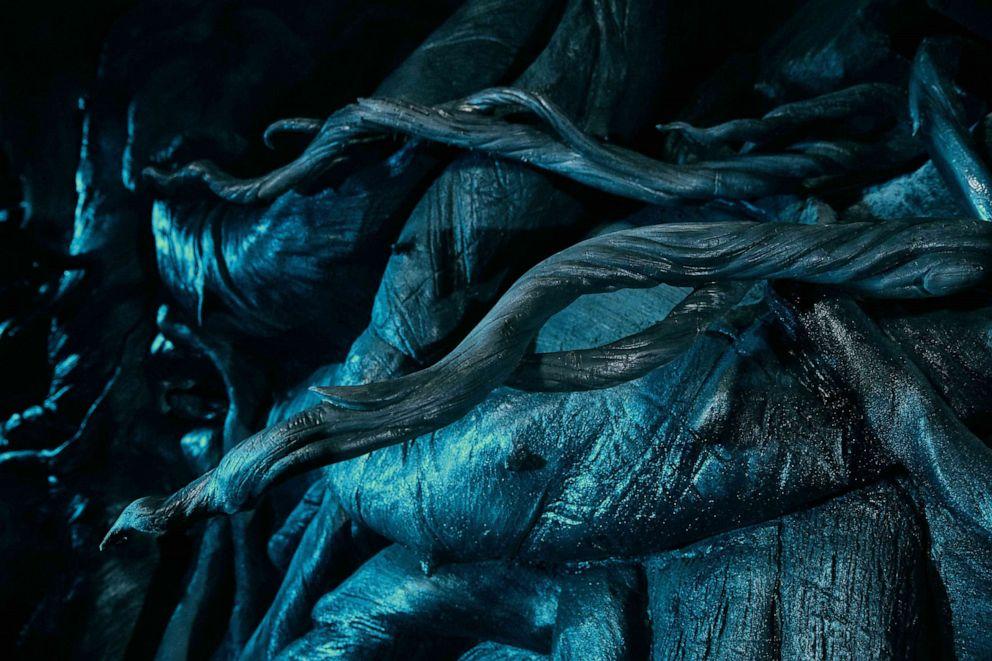 PHOTO: Devils Snare in Hagrids Magical Creatures Motorbike Adventure.