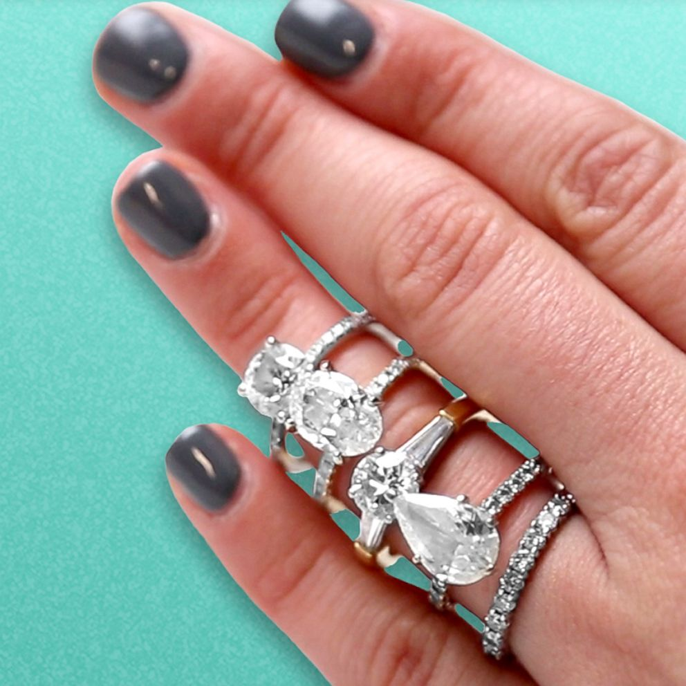b9c93ba4a000a How to choose the perfect diamond engagement ring   GMA