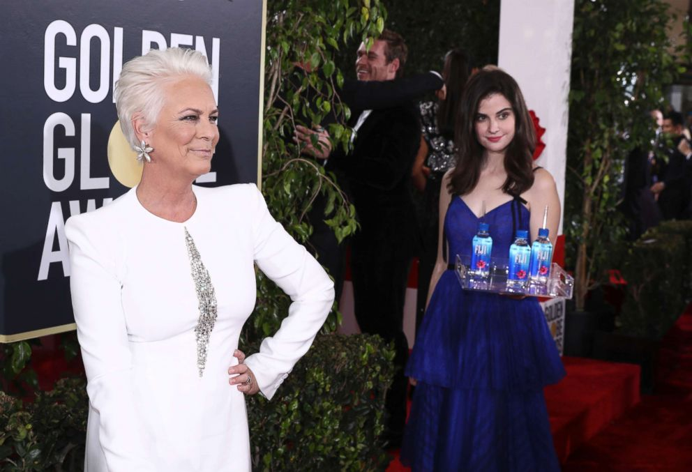 PHOTO: Jamie Lee Curtis attends the 76th Annual Golden Globe Awards, Jan. 6, 2019, at the Beverly Hilton in Los Angeles.
