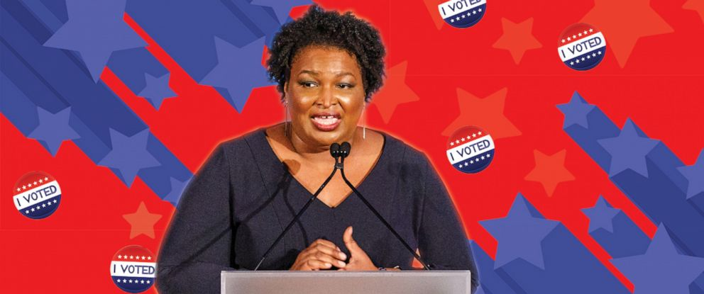 PHOTO: Stacey Abrams and Her Fair Fight Effort