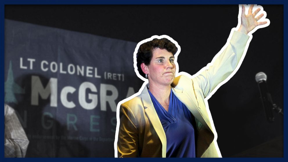 PHOTO: Female Candidates to Watch during Midterms: Amy McGrath