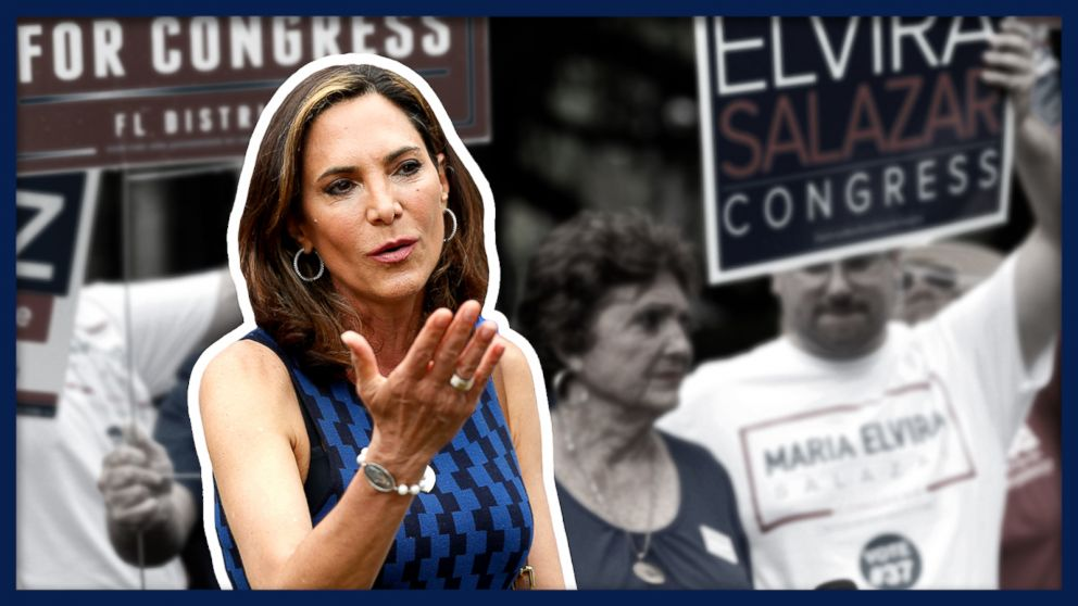 PHOTO: Female Candidates to Watch during Midterms: Maria Elvira Salazar
