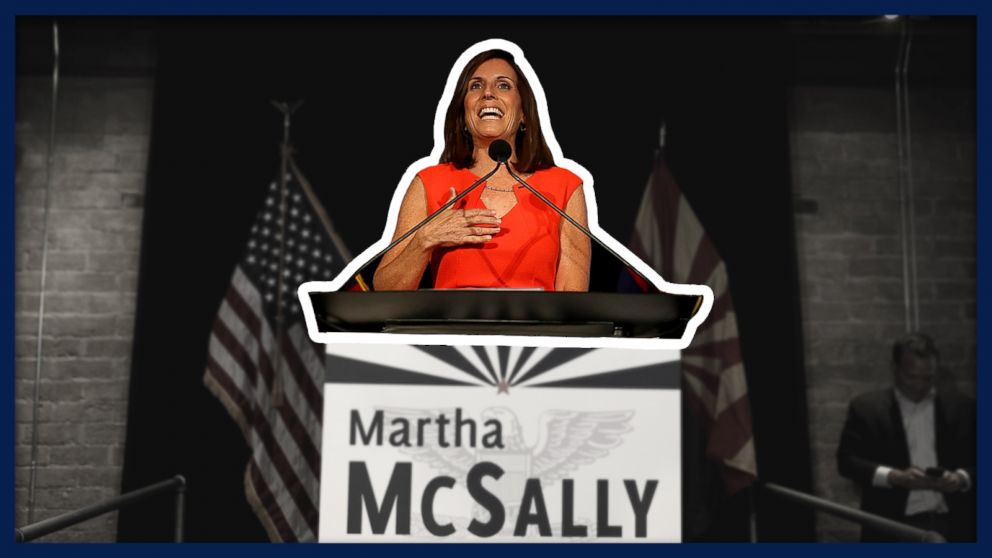 PHOTO: Female Candidates to Watch during Midterms: Martha McSally