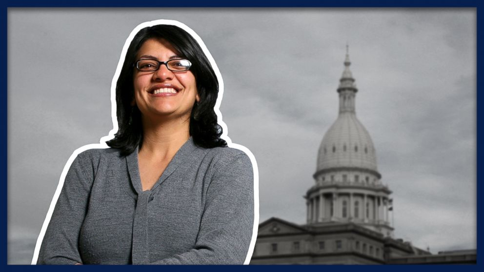 PHOTO: Female Candidates to Watch during Midterms: Rashida Tlaib