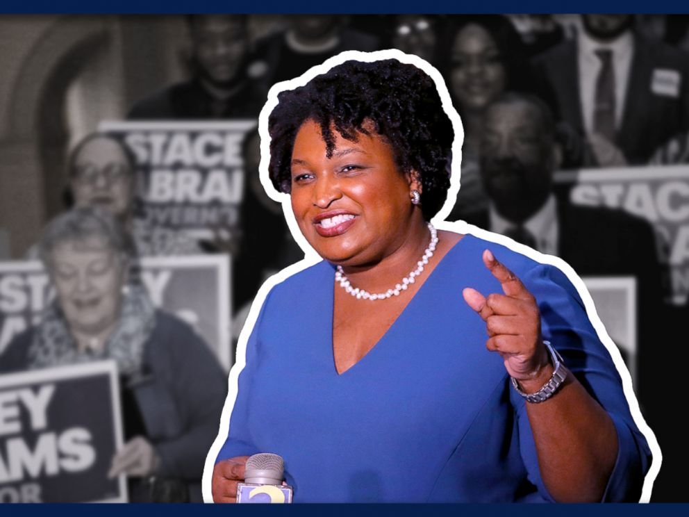PHOTO: Female Candidates to Watch during Midterms: Stacy Abrams