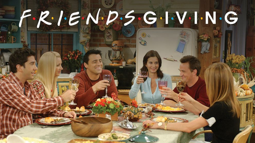 Friends' Thanksgiving episodes headed to movie theaters across the country  - ABC News