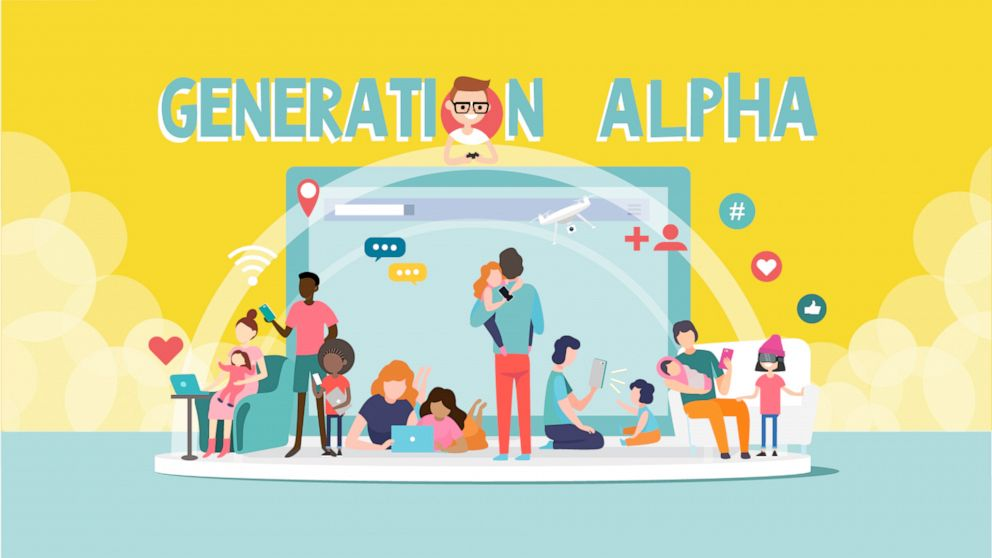 After Gen Z, meet Gen Alpha. What to know about the generation born 2010 to today
