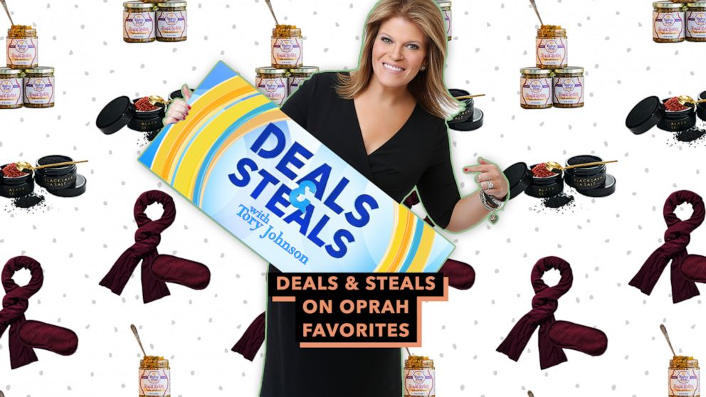 Deals & Steals on Oprah Favorites