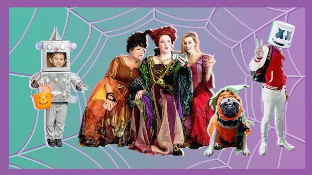 Gma Halloween Customes 2020 Here are 2020's creative trending Halloween costumes, according to