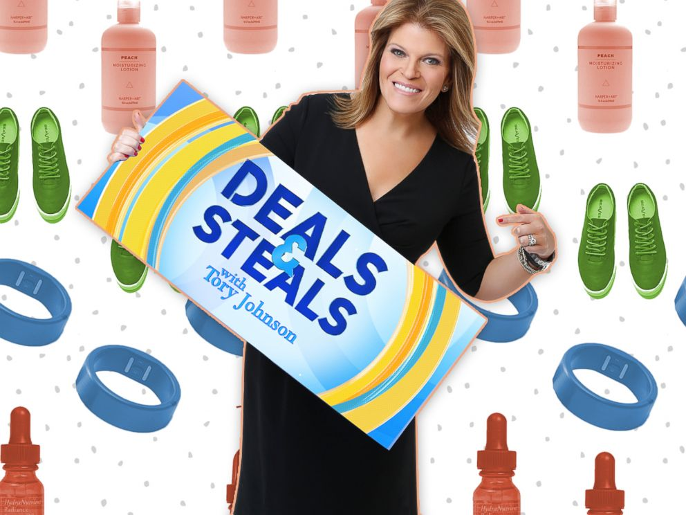 PHOTO: TORY DEALS AND STEALS 1_9_19