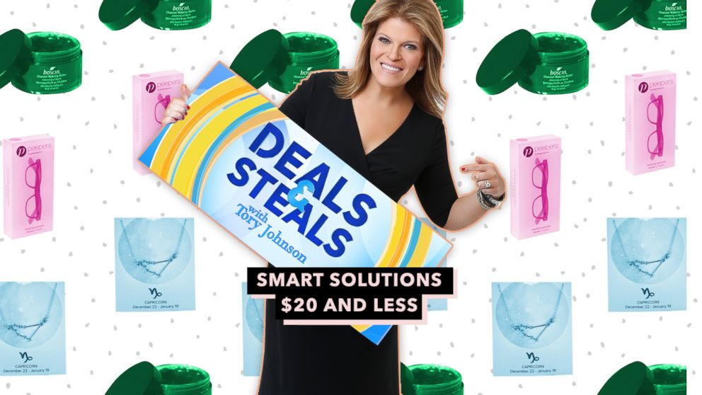 Strahan And Sara Deals And Steals On Smart Solutions From Beauty