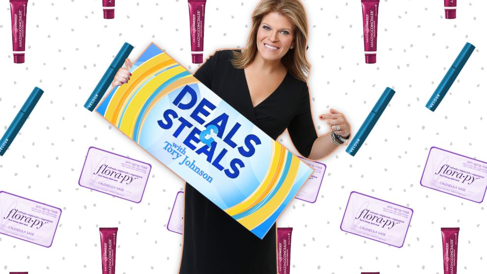 'Strahan and Sara' Deals and Steals: Red carpet beauty for a steal