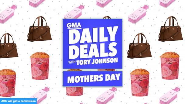 914bdecb5e6d VIDEO: 'GMA' Deals and Steals on the best gifts for Mother's Day