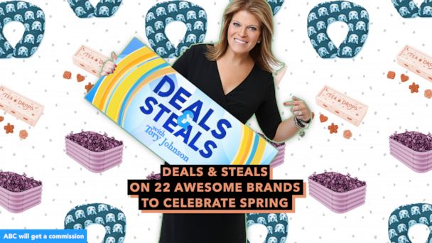 90be94d39bf7 GMA' Deals and Steals on 22 awesome brands to celebrate spring   GMA
