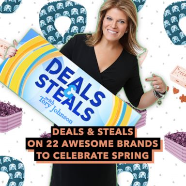Gma Deals And Steals On 22 Awesome Brands To Celebrate Spring