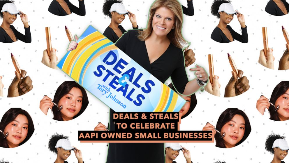'GMA' Deals and Steals to celebrate AAPI-owned small businesses