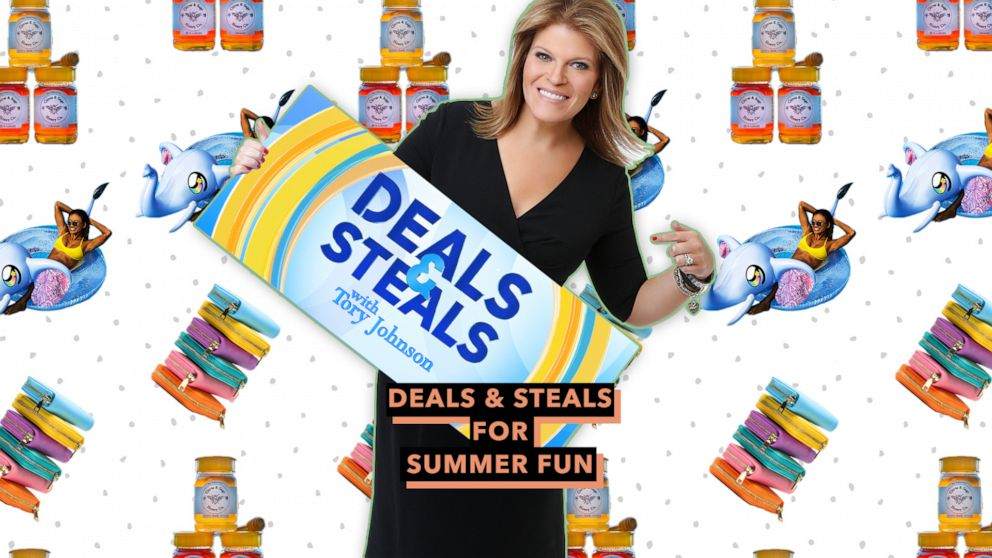 'GMA' Deals and Steals for summer fun