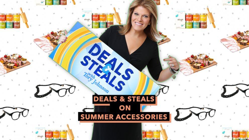 'GMA3' Deals & Steals on summer fun items