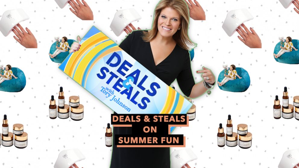 'GMA' Deals and Steals on summer fun