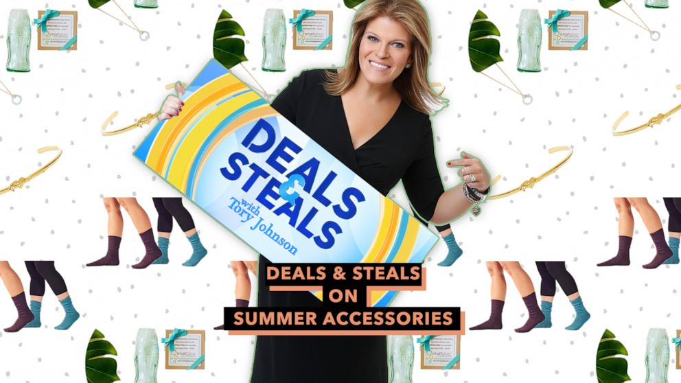 Deals and Steals: Summer accessories