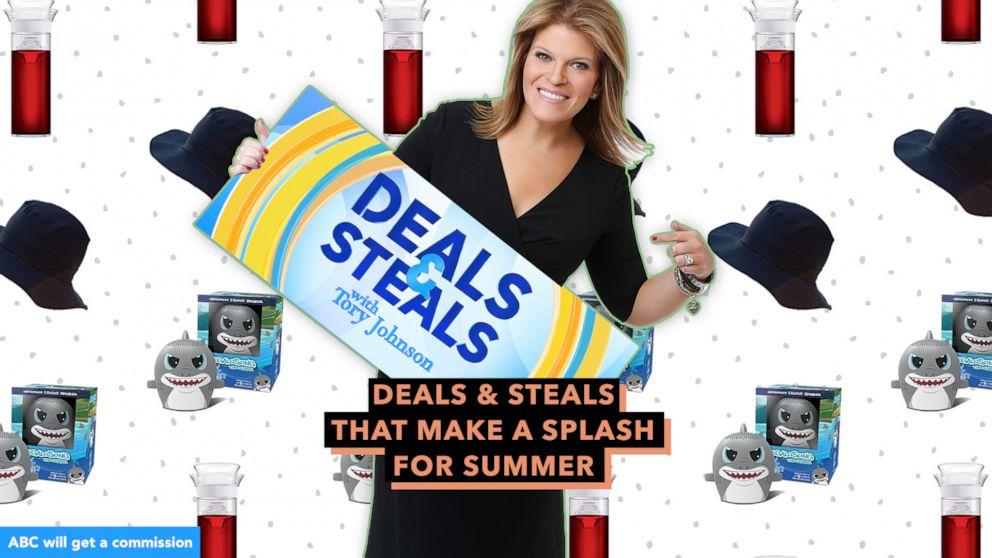 a6804a6b GMA' Deals and Steals that make a splash for summer | GMA