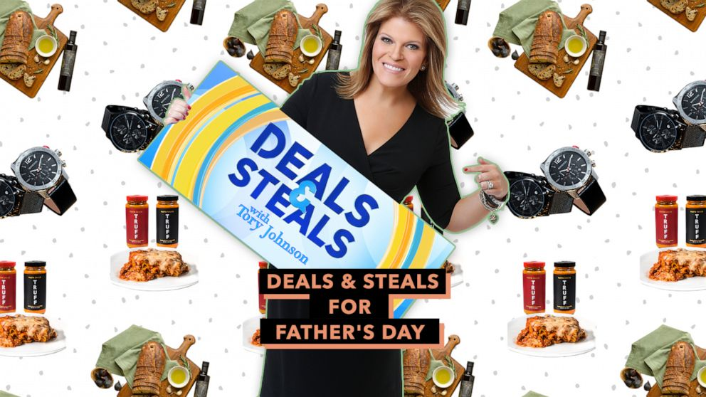 'GMA' Deals and Steals for Father's Day
