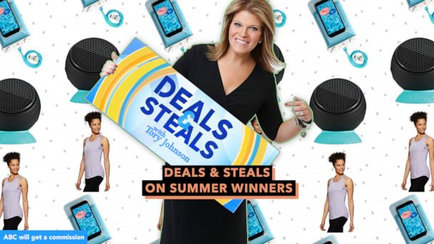Deals And Steals On Summer Winners