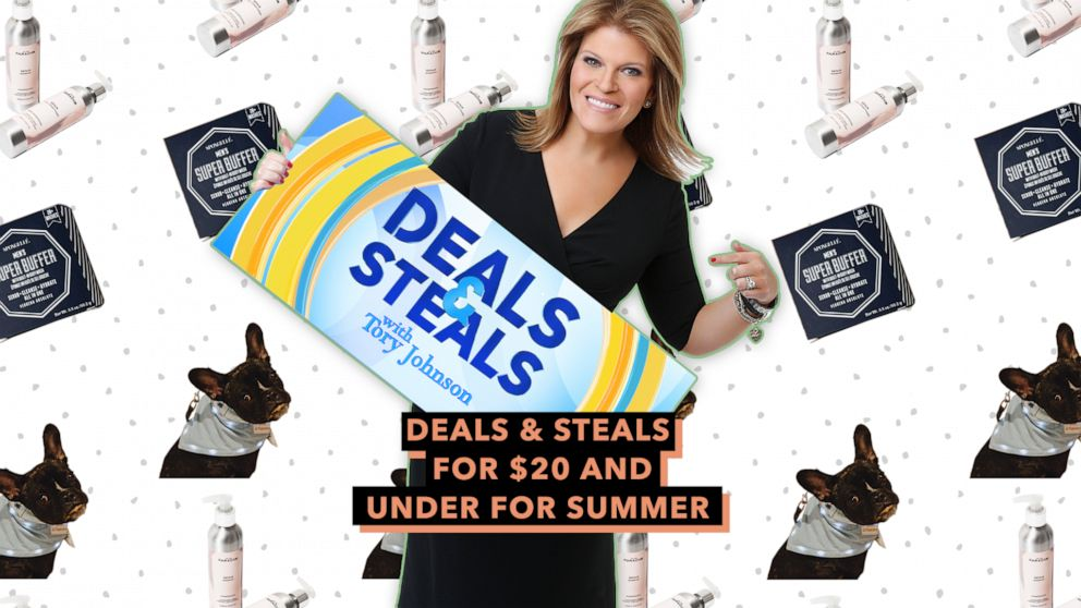 Deals under $20 for summer all from small businesses