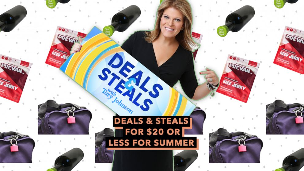 Deals & Steals for $20 or less for summer
