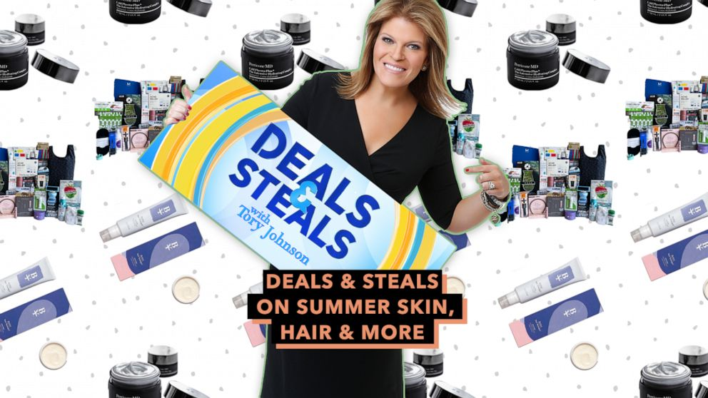 'GMA' Deals and Steals on summer, skin, hair and more