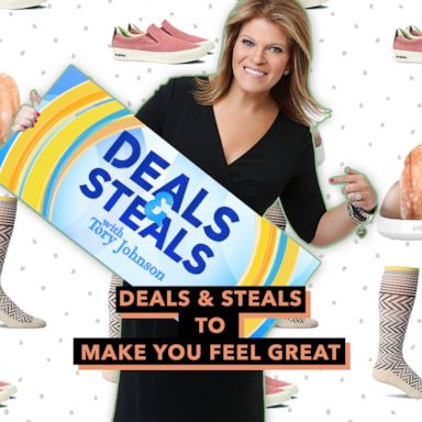GMA Daily Deals with Tory Johnson: Discover a new deal every