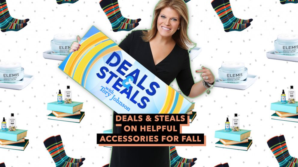 'GMA' Deals and Steals on helpful accessories for fall | GMA