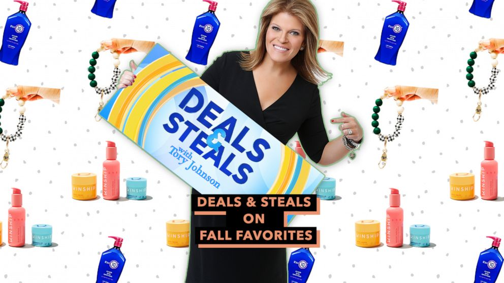 'GMA' Deals & Steals on fall favorites