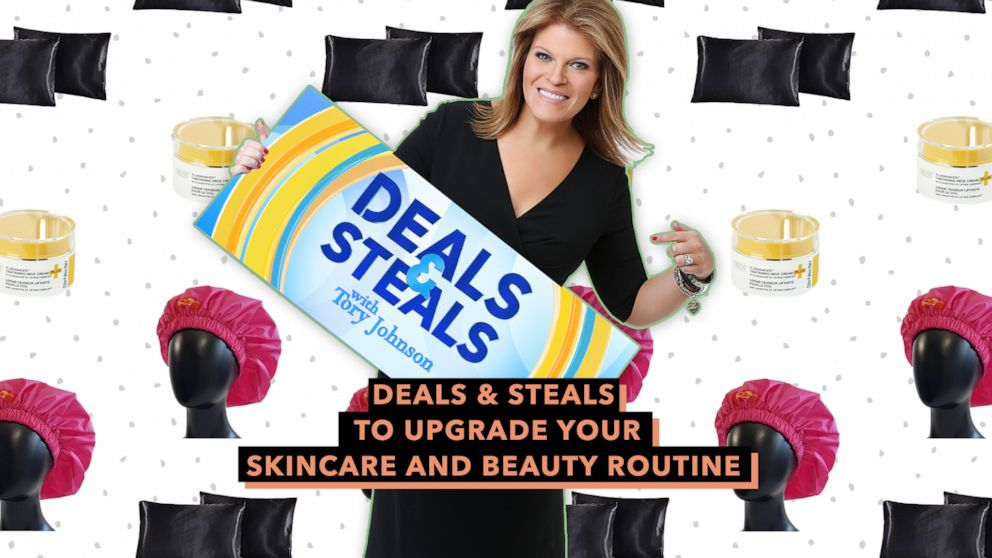 PHOTO: Deals & Steals to upgrade your skincare and beauty routine
