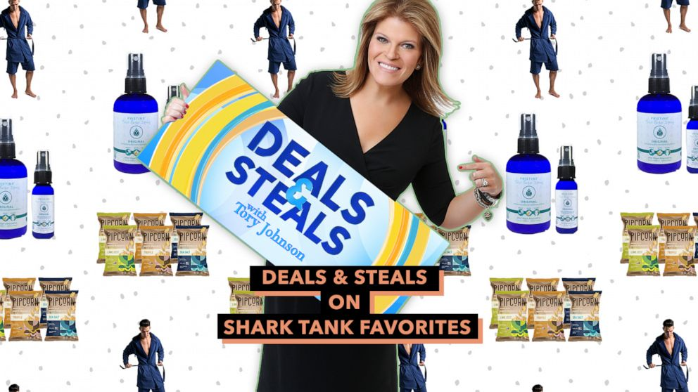 PHOTO: Deals & Steals on Shark Tank Favorites