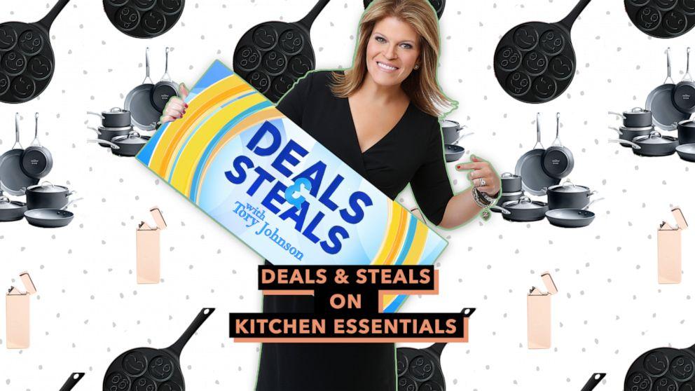 PHOTO: Deals & Steals on kitchen essentials