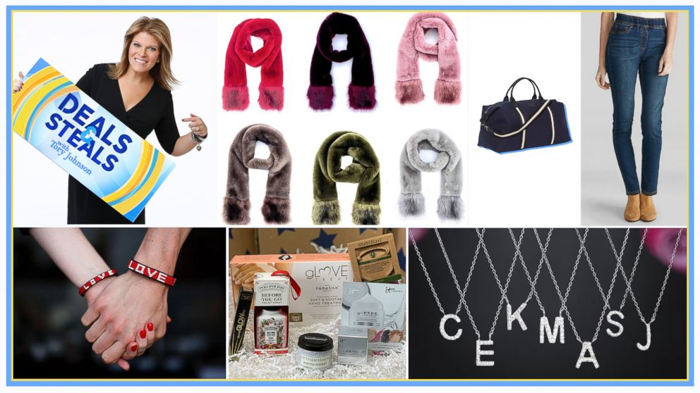 73c115d9605 GMA' Deals and Steals on luxe items for less, plus a 'Discover the ...