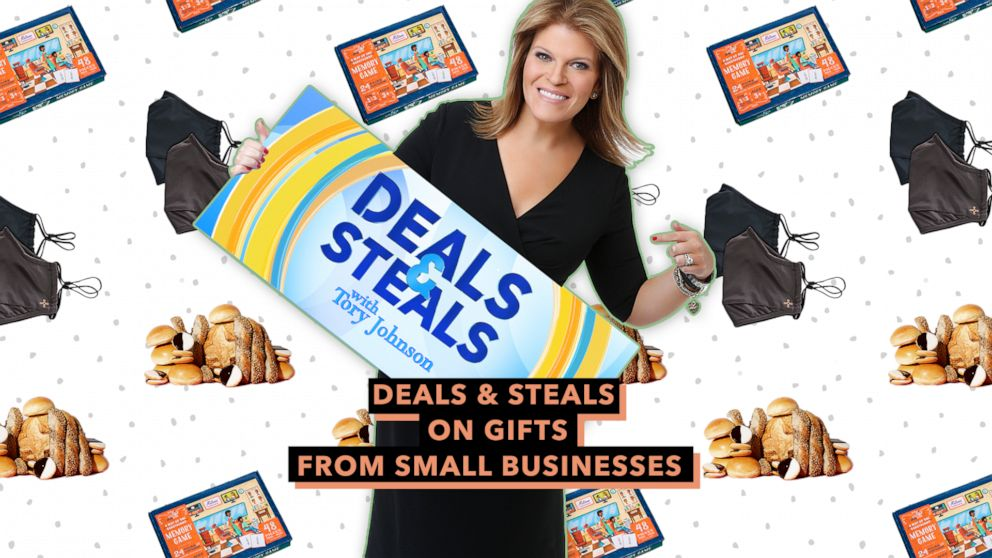 PHOTO: Deals & Steals on Gifts from Small Businesses