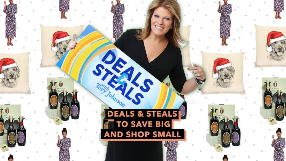 PHOTO: Deals & Steals to save big and shop small