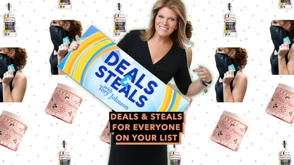PHOTO: Deals & Steals for everyone on your list