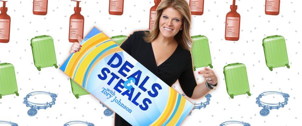 PHOTO: Deals and Steals Dec 13