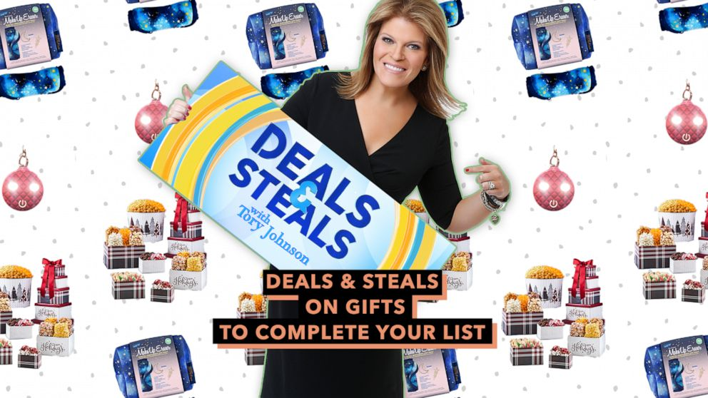 PHOTO: Deals & Steals on gifts to complete your list