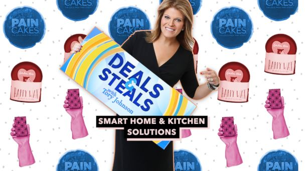 Strahan And Sara Deals Steals On Smart Solutions For The Home Kitchen