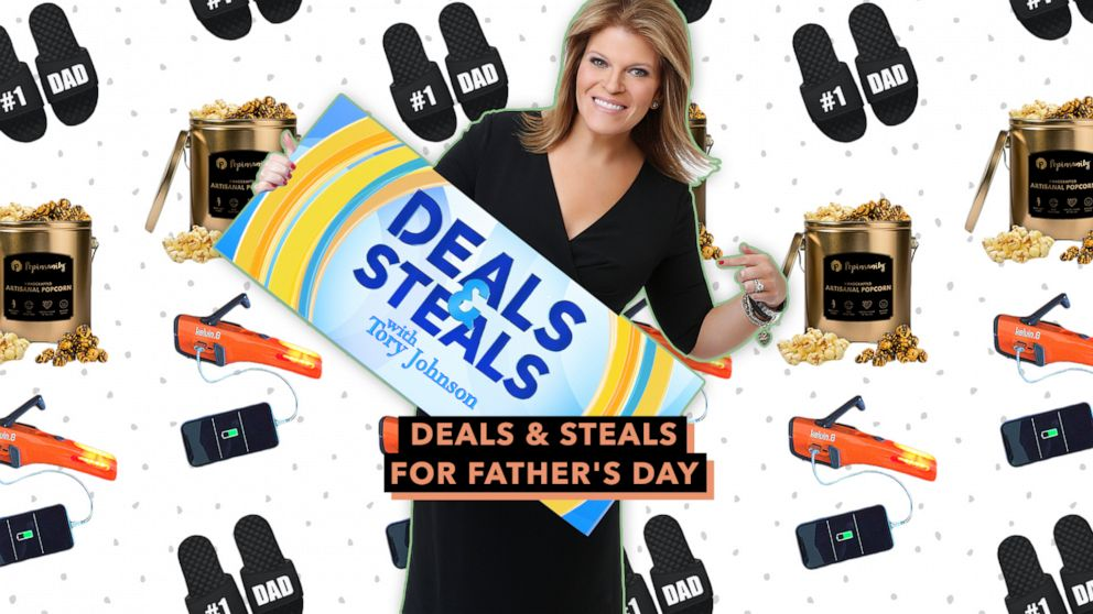 'GMA3' Deals & Steals for Father's Day